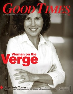 Good Times Article: Woman on the Verge